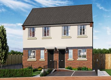 "3 bed property for sale in ""The Cayton"" at Wellington Road, Northwood, Stoke-On-Trent ST1"