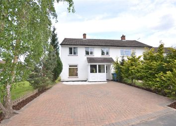 3 bed semi-detached house for sale in Manston Drive, Bracknell, Berkshire RG12