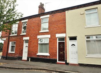 Thumbnail 2 bed terraced house for sale in Bright Street, Crewe