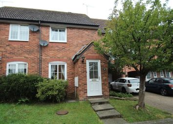 Thumbnail 2 bedroom semi-detached house for sale in Dewell Mews, Swindon