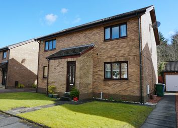 Thumbnail 2 bed semi-detached house for sale in Lyell Grove, Stewartfield, East Kilbride