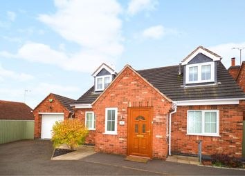 Thumbnail 3 bed detached house for sale in The Peterleas, Donisthorpe, Swadlincote