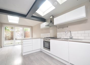 Thumbnail 3 bed terraced house to rent in Parker Road, Croydon