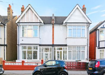 Thumbnail 1 bed flat to rent in Melfort Road, Thornton Heath, Surrey