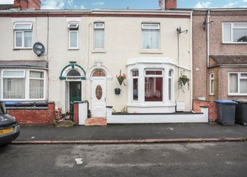 Thumbnail 3 bed terraced house for sale in Bridget Street, Rugby