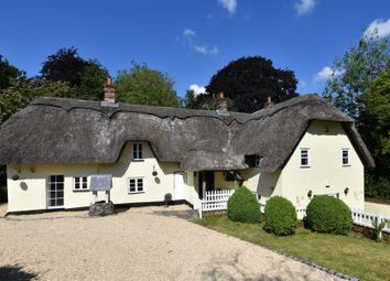 Thumbnail 4 bed cottage for sale in High Street, Burbage, Marlborough