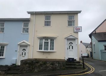 3 bed end terrace house for sale in Queens Square, Haverfordwest SA61