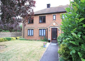 Thumbnail 2 bed flat for sale in Parsonage Court, Highworth, Swindon