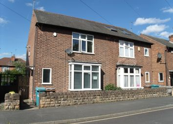 Thumbnail 4 bed shared accommodation to rent in Ednaston Road, Nottingham