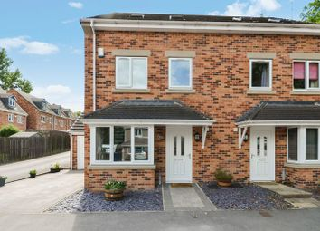 Thumbnail 4 bed semi-detached house for sale in 36 Park Hollow, Wombwell, Barnsley