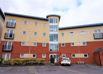 Thumbnail 2 bed flat for sale in 7 Suffolk Drive, Gloucester