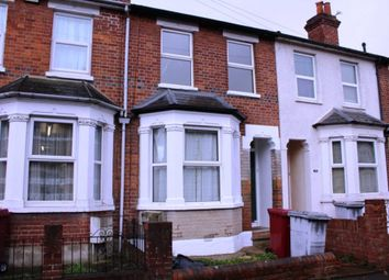 Thumbnail 2 bed terraced house to rent in Newport Road, Reading
