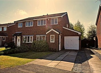 Thumbnail 3 bed semi-detached house for sale in Sutcliffe Court, Darlington