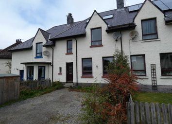 Thumbnail 3 bed terraced house for sale in 20 Lynstock Crescent, Nethy Bridge, Nr Grantown -On -Spey
