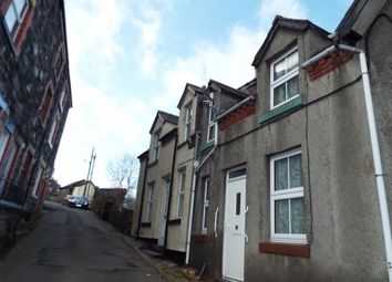 Thumbnail 1 bed terraced house for sale in Hill Street, Corwen, Denbighshire