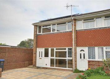 Thumbnail 2 bed end terrace house for sale in The Tynings, Lancing