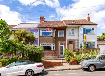 Thumbnail 3 bed terraced house for sale in St. Andrews Road, Montpelier, Bristol