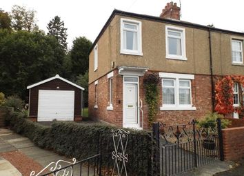 Thumbnail 3 bed semi-detached house for sale in St. Marys Field, Morpeth