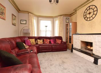 Thumbnail 6 bed terraced house for sale in Bradstone Avenue, Folkestone, Kent