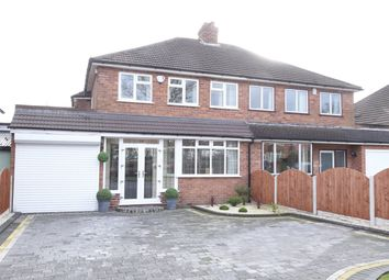 Thumbnail 3 bed semi-detached house for sale in Frankburn Road, Streetly, Sutton Coldfield