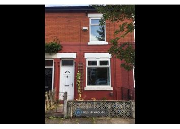 Thumbnail 2 bed terraced house to rent in Halstead Ave, Manchester
