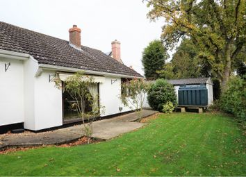 Thumbnail 1 bed bungalow to rent in West Wickham Raod, Balsham