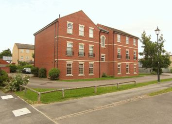 Thumbnail 2 bed flat for sale in The Rowick, Wakefield