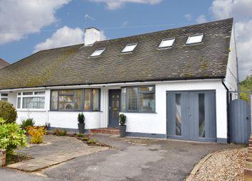 Thumbnail Semi-detached bungalow for sale in Tudor Drive, Watford