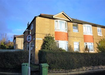 Thumbnail 3 bed flat for sale in Chirnside Road, Glasgow