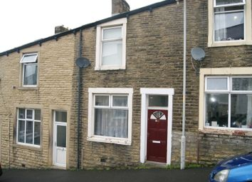 Thumbnail 2 bed terraced house for sale in Castle Street, Brierfield, Lancashire
