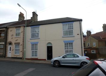 Thumbnail 1 bedroom flat to rent in Morton Road, Pakefield, Lowestoft