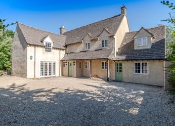 Thumbnail 6 bed detached house to rent in Shipton Moyne, Tetbury