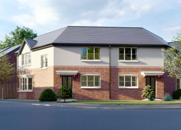 Thumbnail 3 bed semi-detached house for sale in Pottery Gardens, Denby, Ripley