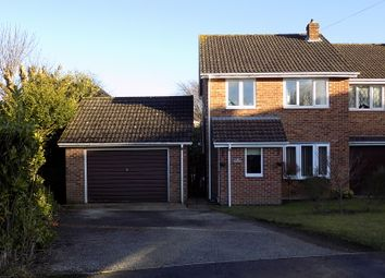 Thumbnail 3 bed semi-detached house for sale in Pine Croft, Ashbourne