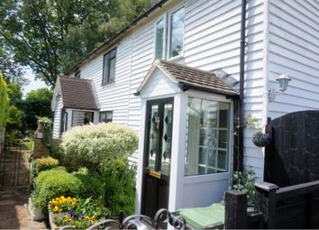 Thumbnail 2 bed semi-detached house for sale in Ryarsh Lane, West Malling