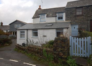 Thumbnail 3 bed cottage to rent in Treligga, Delabole