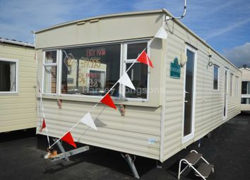 Thumbnail 3 bed mobile/park home for sale in Hythe Road, Dymchurch, Romney Marsh