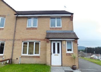 Thumbnail 3 bed semi-detached house for sale in Brynteg, Caerphilly