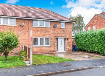Thumbnail 3 bed semi-detached house for sale in Grange Avenue, Hatfield, Doncaster