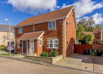 Thumbnail 2 bed semi-detached house for sale in Sedgefield Way, Braintree, Essex