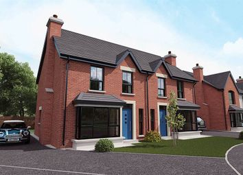 Thumbnail 3 bedroom semi-detached house for sale in 7, Royal Ascot Mews, Carryduff
