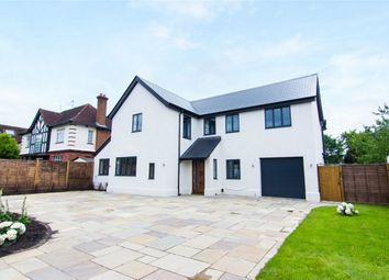 Thumbnail 6 bed detached house for sale in Thetford Road, New Malden, Surrey