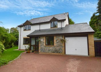 Thumbnail 4 bed detached house for sale in Dartbridge Manor, Dart Bridge Road, Buckfastleigh, Devon