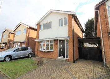 Thumbnail 3 bed detached house to rent in Kirton Place, Cleveleys