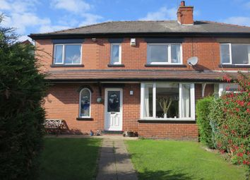 Thumbnail 4 bed semi-detached house for sale in Marina Crescent, Morley, Leeds