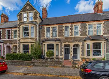 4 bed terraced house for sale in Talbot Street, Pontcanna, Cardiff CF11