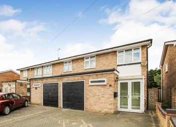 Thumbnail 3 bed semi-detached house for sale in Udall Gardens, Collier Row, Romford, Essex