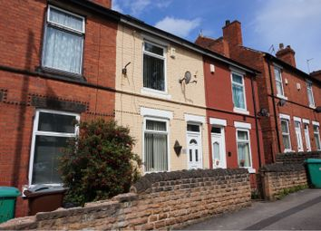 Thumbnail 3 bed terraced house for sale in St. Albans Road, Nottingham