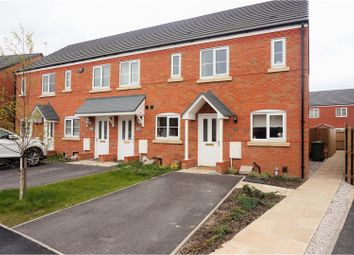 Thumbnail 2 bed mews house for sale in Garston Crescent, Newton-Le-Willows