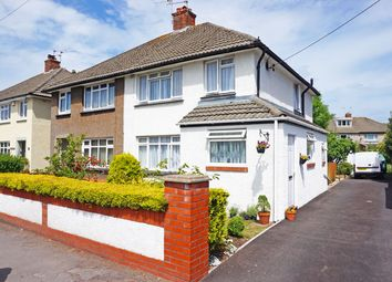 Thumbnail 3 bed semi-detached house for sale in Greenfield Avenue, Dinas Powys